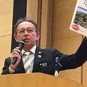 "Okinawa Governor Denny Tamaki declares Henoko construction ""anti-democratic"" in speech at Waseda University"