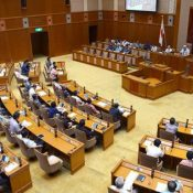 Prefectural Assembly unanimously adopts resolution on woman's murder by U.S. Navy sailor