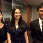 Three US students win Okinawa Essay Contest