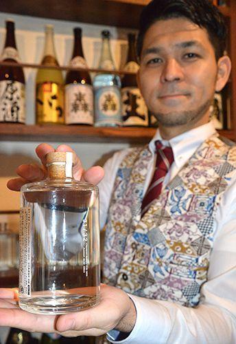 """Sleeping Awamori"" from shuttered Miyako distillery gets reawakened as part of Naha bar's Awamori project"