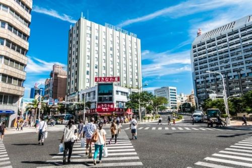 Okinawa's tourism revenue for 2018 at record high of 733.4-billion yen
