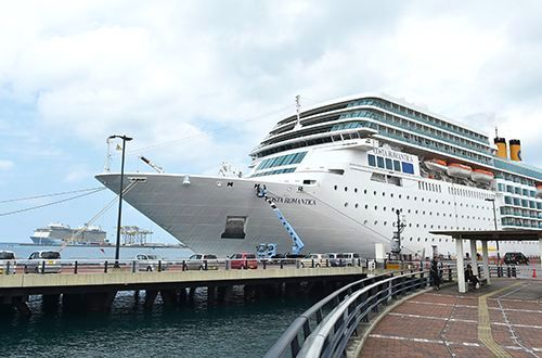 Okinawa selected as top port of call at cruise forum, winning the award for the second time since 2017