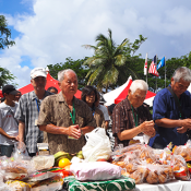 50th Okinawa Peace Memorial held in Saipan