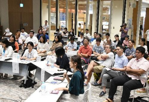 Community roundtable for island-wide debate on SDGs and inclusivity