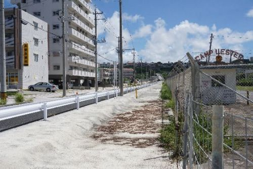 U.S. military denies Okinawa's request to enter military base for surveying, delaying highway construction