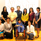 With an eye towards the future, the Asian Women Social Entrepreneur Network hosts a summit in Naha