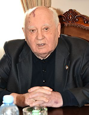 Former Soviet Union President Gorbachev says Okinawa needs to have nuclear inspections in interview