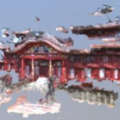 "University of Tokyo faculty gathering photographs to create a 3D digital recreation of Shuri Castle to serve as ""tourist attraction until the castle is rebuilt"""