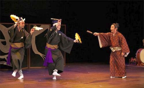 Ryukyu performance arts win national arts awards