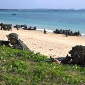 JSDF amphibious brigade joint exercise with US invites further integration