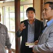 Palau presidential chief of staff explores his Okinawan roots