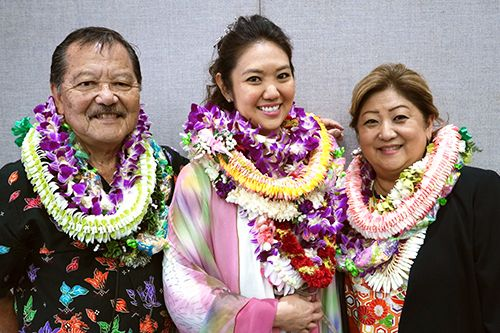 Hawaii United Okinawa Association welcomes new president