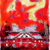 Changing Sadness and Despair into Hope and Love Turning Hopes for Shuri Castle's Reconstruction into Art