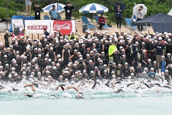 Miyakojima Triathlon cancelled due to concerns over coronavirus