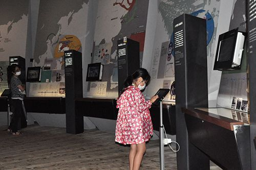 Peace Memorial Museum reopens with few visitors, dampened active peace education