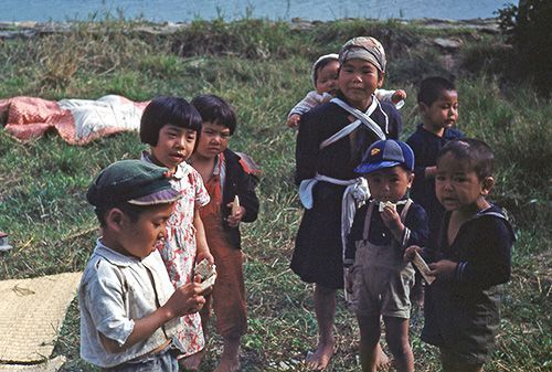 Photo Gallery: Take a glimpse at 1950s postwar Okinawa