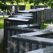 Thirty new names to be engraved on Cornerstone of Peace, bringing total to 241,593 names