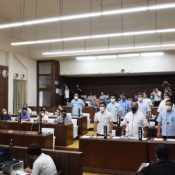 Ishigaki City council votes to rename Tonoshiro to Tonoshiro Senkaku in a move expected to increase tensions with Japan's neighbors