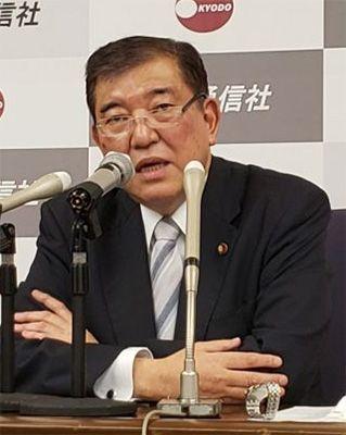 "LDP heavyweight Shigeru Ishiba says Henoko relocation is ""not the only solution"""