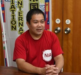 Uniting the world and Okinawa: Andres Higa, founder of Uchinanchu Day