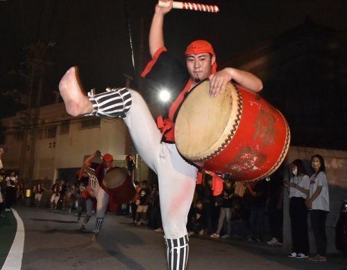 Spectators and performers alike feel uplifted by Michi Junei, performed despite coronavirus