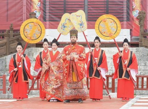 "Shuri Castle Festival to be held at reduced scale, ""Emaki Gyoretsu"" procession to be canceled"