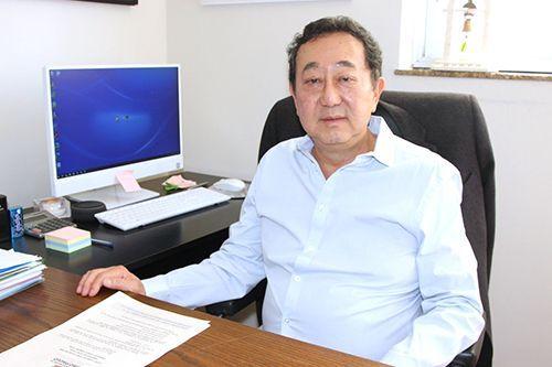 São Paulo Councilman Aurélio Nomura institutes World Uchinanchu Day in Brazil