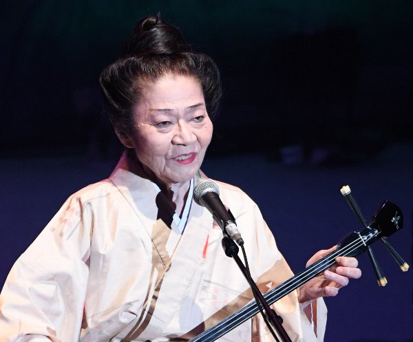 "Okinawan folk music star Misako Oshiro dies at 84, best known for ""silk voice"" and collaboration with Rinsho Kadekaru"