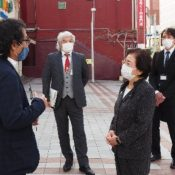 """Naha shopping district """"welcomes coronavirus aid with welcome arms,"""" Mayor Shiroma says, """"We need to exchange ideas and think of a way to rebuild"""""""