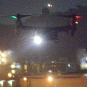 Osprey made up to 101 decibels of noise late at night in Ginowan City, citizens complained