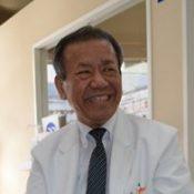 Hajime Sunagawa awarded Nishi-Nippon International Foundation Asia Contribution Award for cleft palate treatment