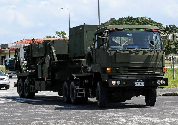 JASDF has first PAC-3 missile system training at Kadena Air Base despite local opposition