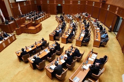 Prefectural Assembly passes resolution and opinion concerning indecent assault by U.S. soldier