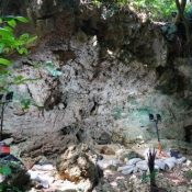 Amami's oldest rock shelter tomb identified as 11-12th-century sakudamata, age determined by remains discovered there