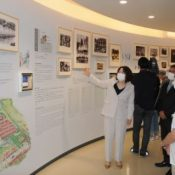 "Himeyuri Peace Museum reopens after renovation, ""to show that our grandparents' generation was not just one that experienced war"""