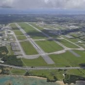 Okinawa City to research potential effects of joint military/civilian use of Kadena Air Base