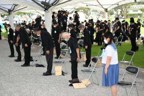 Okinawa Memorial Day marks 76 years since Battle of Okinawa