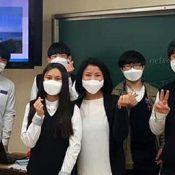 Uruma-native Mariko builds bridges to Okinawa in her foreign cultures class at Korean high school  June 13, 2021 Ryukyu Shimpo