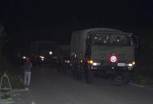 JGSDF brings in munitions to Bora Training Ground in Miyakojima, keep details of delivery secret