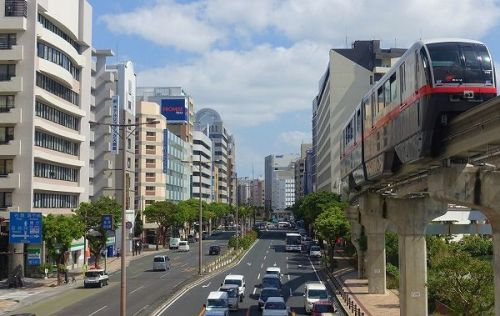 Naha ranks second in list of best cities to live in Japan