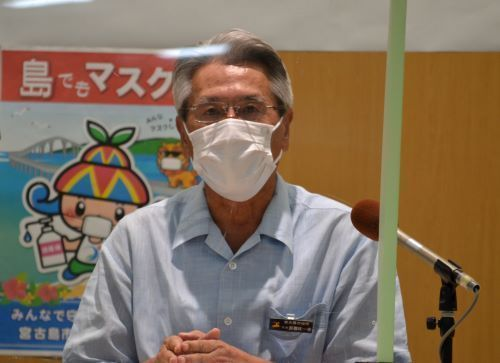 "With Miyakojima becoming one of the world's worst hot zones of the coronavirus, mayor pleads with people ""do not come here"""