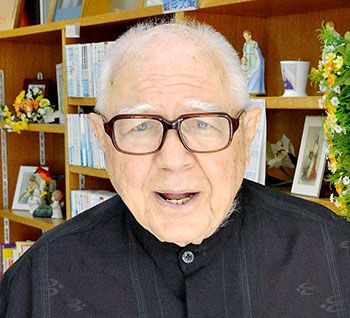 LaSalle Parsons, Catholic priest and human rights activist in Okinawa, dies at 90