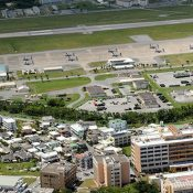 Okinawa government requests U.S. aircraft noise abatement measures for another year in a row