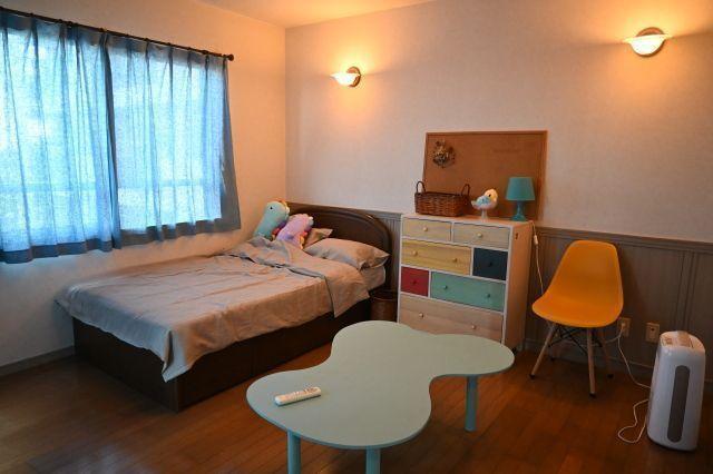 Joint representatives Yoko Uema and Makoto Motomura: 'Shelter for young single mothers opens in Okinawa'